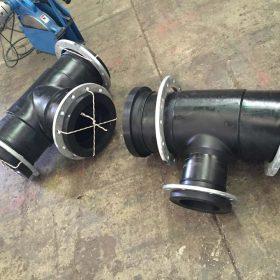HDPE Tee Spool