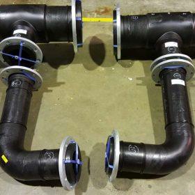 HDPE Spool Work