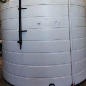 Moulded PE 25,000L Fertiliser Tanks